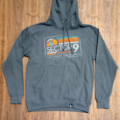 Sector 9 Keep It Original Gunmetal Sweatshirt