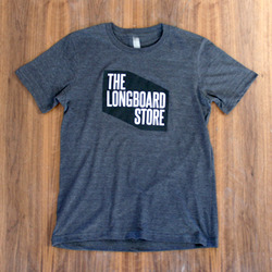 TLS Shop T-Shirt Men's Charcoal Heather