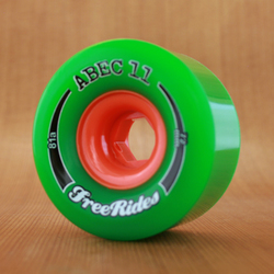 Abec11 Classic Freerides 72mm 81a Wheels