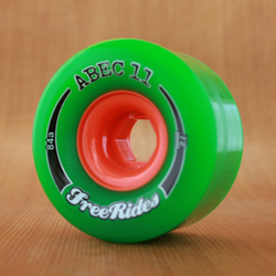 Abec11 Classic Freerides 72mm 84a Wheels