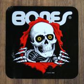 Bones Sticker Bones Ripper Black 5""