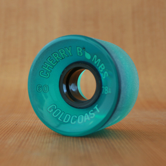 GoldCoast Cherry Bombs 60mm 78a Wheels - Blue
