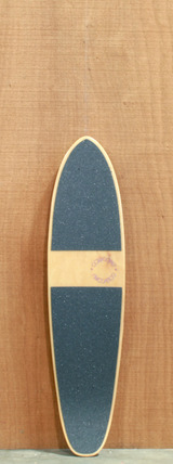 "GoldCoast 33.5"" Hour Roller Longboard Deck"