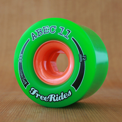 Abec11 Centerset Freeride 72mm 84a Wheels