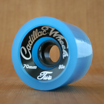 Cadillac Classic Two 70mm 80a Wheels - Blue