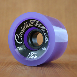 Cadillac 70mm 80a Classic 2 Purple Wheels