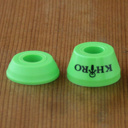 Khiro Low Profile 92a Green Bushings