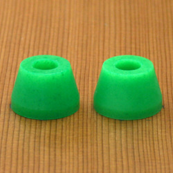 Venom Super Carve 93a Bushings - Green