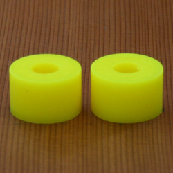 Venom Downhill 85a Bushings - Yellow