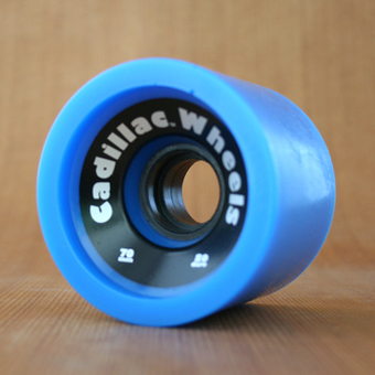 Cadillac Cruisers 70mm 80a Wheels - Cyan