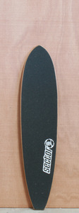 "Sector 9 38.25"" Mr. Tudor Brown Longboard Deck"