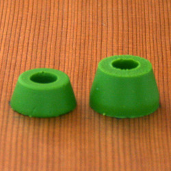 Venom SHR Street 80a Bushings - Olive Green