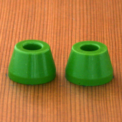 Venom SHR Super Carve 80a Bushings - Olive Green