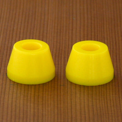 Venom SHR Super Carve 83a Bushings - Pastel Yellow