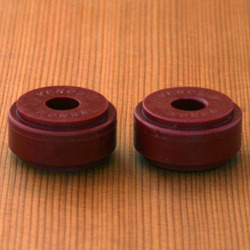 Venom SHR Eliminator 91a Bushings - Blood Red