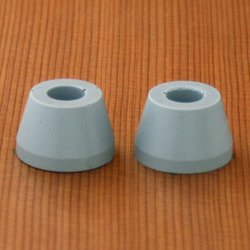 Venom SHR Super Carve 98a Bushings - Grey