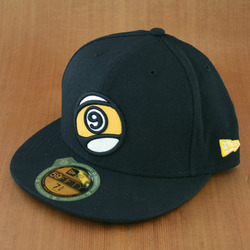 Sector 9 9 Ball Classic Hat - Black