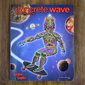 Concrete Wave v10#4 2012 Winter Orange Cover