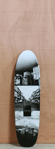"GoldCoast 32"" Latitude Longboard Deck"