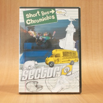 Sector 9 Short Bus Chronicles DVD