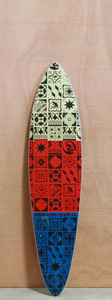 "Arbor 38"" Fish Cork Longboard Deck"