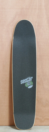 "Sector 9 40"" Cloud 9 Green Longboard Deck"