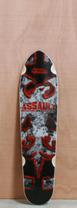 "Never Summer 36"" Assault Longboard Deck"
