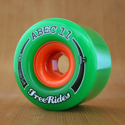 Abec11 Centerset Freeride 72mm 78a Wheels