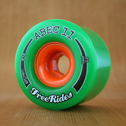 Abec11 Centerset Freeride 72mm 81a Wheels