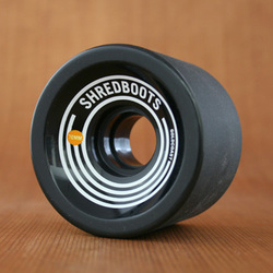 GoldCoast Shred Boot 70mm 85a Wheels - Super Stock