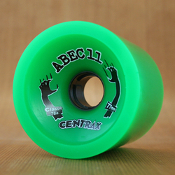 Abec11 Classic Centrax 77mm 78a Wheels - Green