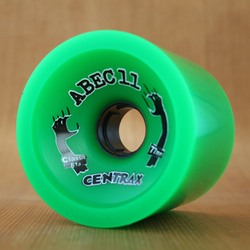 Abec11 Classic Centrax 77mm 81a Wheels - Green