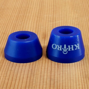 Khiro Tall Cone 85a Bushings - Blue