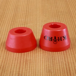 Khiro Tall Cone 90a Red Bushings