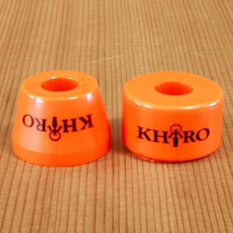 Khiro Tall Cone Combo 79a Orange Bushings