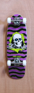 "Powell 23.75"" Ripper Mini Skateboard Complete"