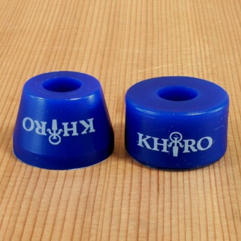 Khiro Tall Cone Combo 85a Blue Bushings