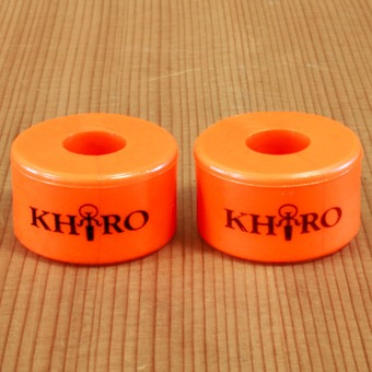 Khiro Double Barrel 79a Orange Bushings