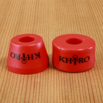 Khiro Tall Cone Combo 90a Red Bushings