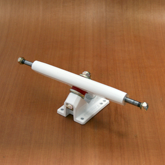 "Caliber 10"" Trucks - White Gold 50 Degree"