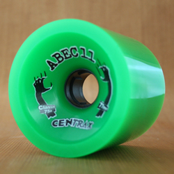 Abec11 Classic Centrax 77mm 75a Wheels - Green