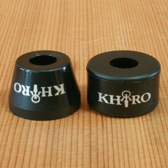 Khiro Tall Cone Combo 95a Black Bushings