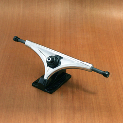 Road Rider 180mm Hollow Trucks - Mirror/Black