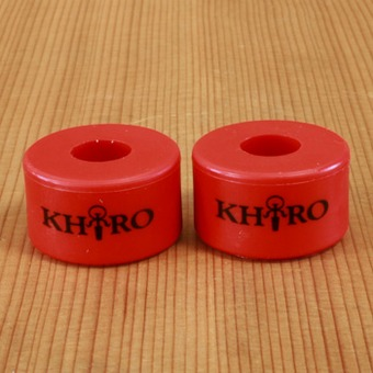 Khiro Double Barrel 90a Red Bushings