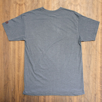 Sector 9 Victor Grey T-Shirt