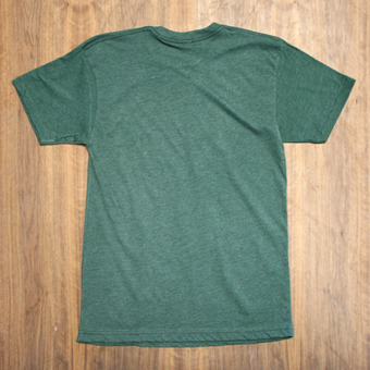 Landyachtz Eh-Team Van Green T-Shirt