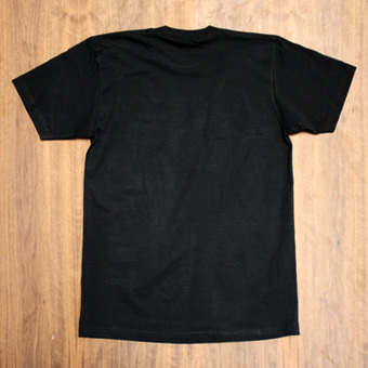 Bear Logo Black T-Shirt