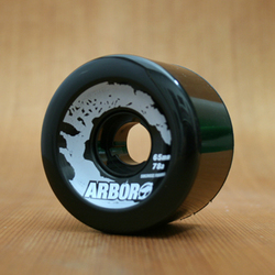 Arbor Street 65mm 78a Wheels - Black