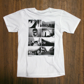 GoldCoast Z800 White T-Shirt