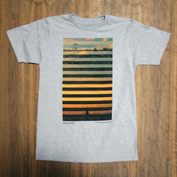 GoldCoast City vs. State Heather Gray T-Shirt